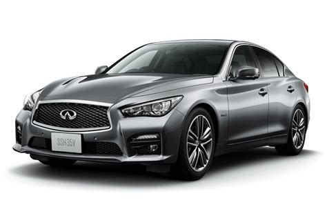 nissan infiniti new nissan skyline 350gt spotted in japan is actually the