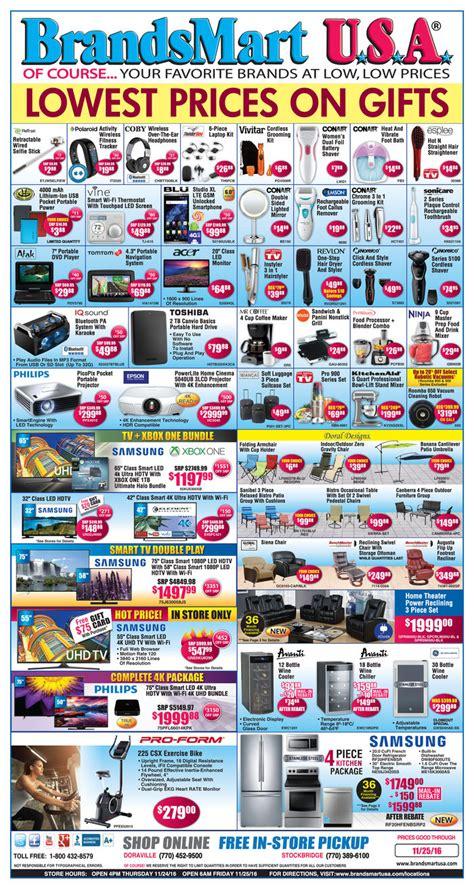 brandsmart black friday ad