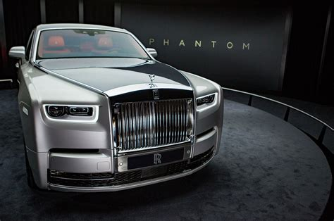 roll royce ghost refreshing or revolting 2018 rolls royce phantom motor