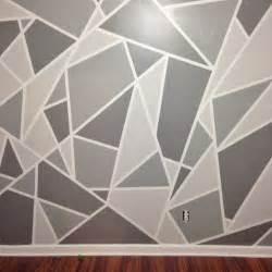 best 25 geometric wall ideas only on pinterest