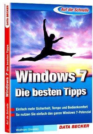 Windows 7  Die Besten Tipps Giesekebuchde