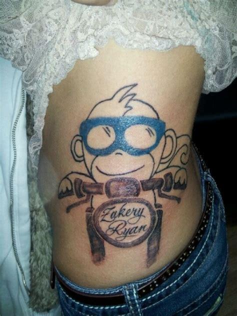 monkey tattoo ideas  women  repeat styleoholic