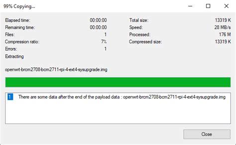Sudo dd if=/tmp/openwrt.img of=/dev/sdx bs=2m conv=fsync. Running .NET Core on OpenWRT & the Raspberry Pi 4 B