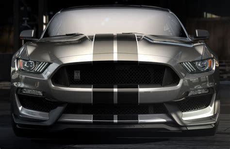 The 500-horsepower 2016 Shelby Gt350 Mustang History On