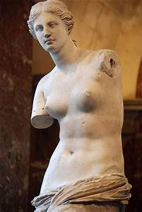 Louvre - Venus de Milo | The Venus de Milo was discovered ...