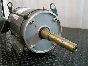 Emerson Electric Motor 15hp 3490rpm 208 460v S478