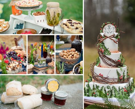The Rustic Hunger Games Wedding