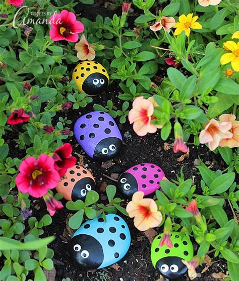 25+ Best Ideas About Garden Crafts On Pinterest  Diy Yard