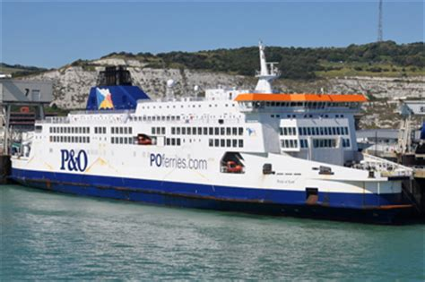 Ferry Zeebrugge Dover by P O Ferries Offers Dover To Calais Hull To Rotterdam
