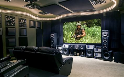 Wiring Home Custom Theater Surround Sound Solutions