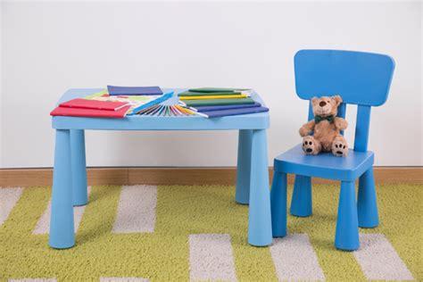 table pour enfant table et chaise pour enfant ooreka