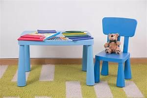 Table Et Chaise Pour Bébé : table et chaise pour enfant ooreka ~ Farleysfitness.com Idées de Décoration