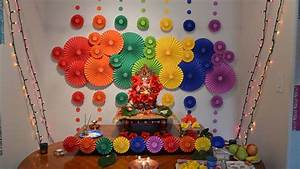 Ganesh Chaturthi 2017: 5 decoration ideas for the