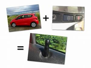The 2016 Chevrolet Spark With Manual Locks Has One Power