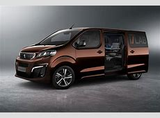 Peugeot rolls into Geneva with Traveller iLab concept