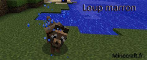 nouveaux skins pour votre loup minecraftfr