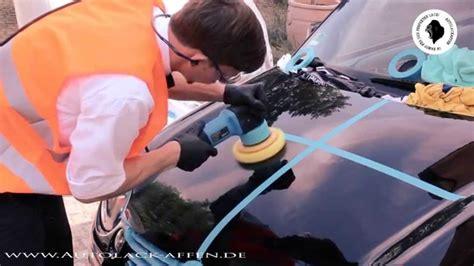 auto polieren mit anleitung auto polieren f 252 r anf 228 nger mit der das 6 pro exzenter poliermaschine autolackaffen