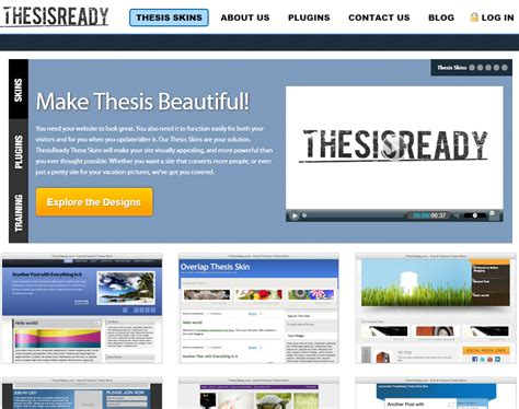 Thesis Toolbar Plugin thesis toolbar plugin prepare your option