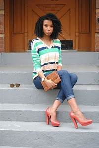 20 Cute outfits for Black Teen girls - African Girls Fashion