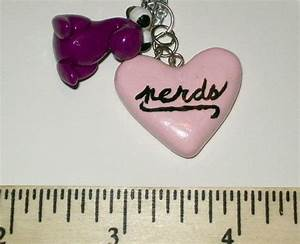 Adorable Geeky Valentine's Day Gift Nerd Love Necklace Key ...