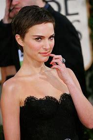 Natalie Portman Very Short Hair