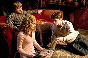 First Look: Harry Potter and the Half-Blood Prince ...