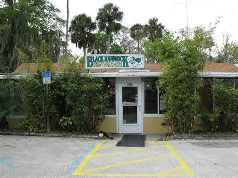 Black Hammock Oviedo Fl by A Modest Entry To The Black Hammock Restaurant Picture