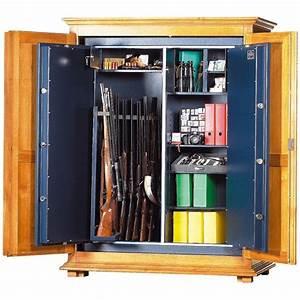 Armoire A Fusil En Bois : armoire fusils wt 617 tr s haute s curit hartmann ~ Dailycaller-alerts.com Idées de Décoration