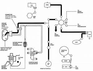 I Need To Find A Vacuum Hose Diagram For My 1991 Ford