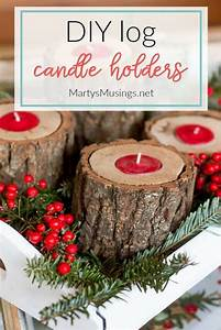 96764 best craft corner images on pinterest christmas With kitchen cabinets lowes with homemade candle holders christmas