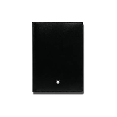 mont blanc geldbeutel montblanc meisterst 252 ck passetui geldbeutel kaufen 35285