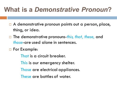 Minilessons Types Of Pronouns  Ppt Video Online Download