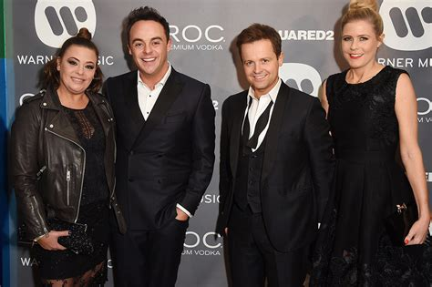 georges méliès hindi declan donnelly and ali astall attend brits after wedding