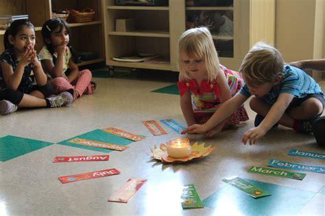 Birthdays: The Montessori Way - montessori preschool