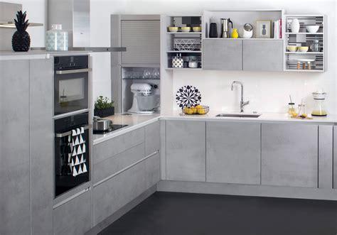 beton cuisine 7 styles de cuisine pour trouver la vôtre décoration