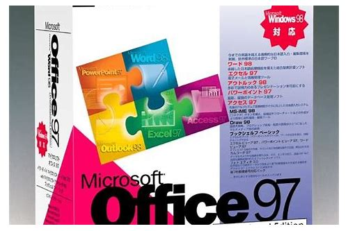 download microsoft office 97 professional edition