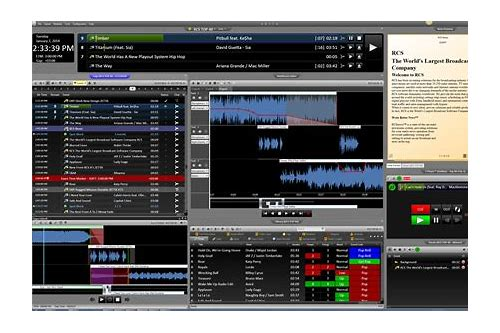 radio mobile software download free