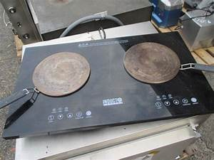 Inducto Dic08a 2 Burner Countertop Induction Cooktop