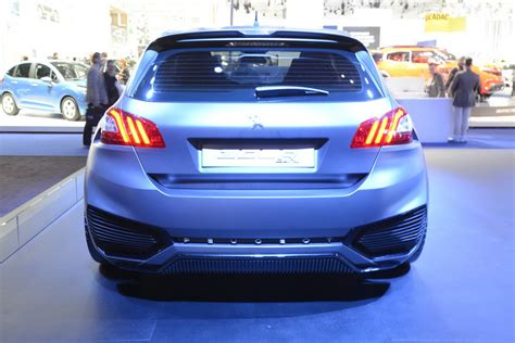 who makes peugeot cars peugeot 39 s 500ps 308 r hybrid makes its european debut