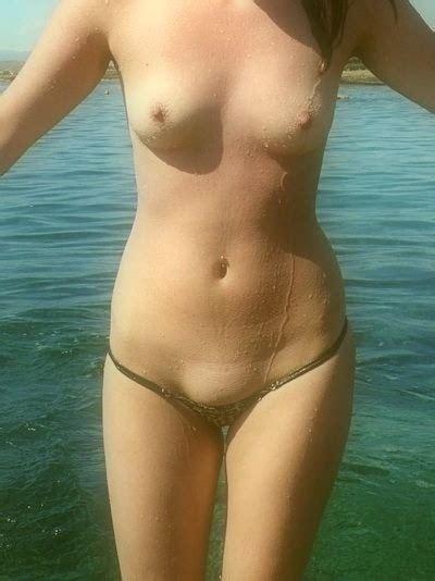 Homemade Bikini Tan Lines