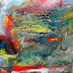 Fotos Auf Acryl : fluid painting abstrakte malerei in acryl foto bild fotografieren wischtechnik ~ Watch28wear.com Haus und Dekorationen