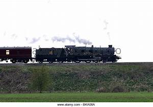 Steam Train Uk Side Stock Photos & Steam Train Uk Side ...