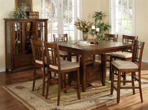 Counter Height Kitchen Table Chairs Roselawnlutheran
