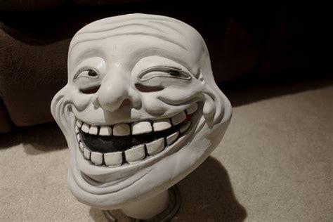 Troll Meme Mask - classic troll mask