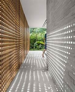 Modern, Tropical, Minimalist, House, By, Studio, Mk27