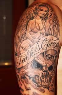 Mister Cartoon Tattoo Art