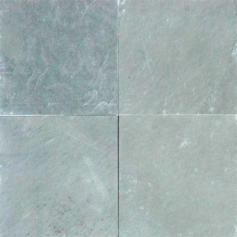 tilesbay 12x12 honed montauk blue slate tile wall and
