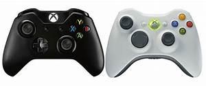 Xbox One Vs Xbox 360 Controller Comparison + PS3 Vs PS4 ...