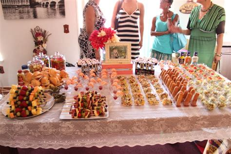 Best Food For Bridal Shower by Bridal Shower Appetizers 99 Wedding Ideas