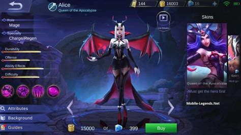 Alice Tips, Hero Guide And Build (basically) 2019